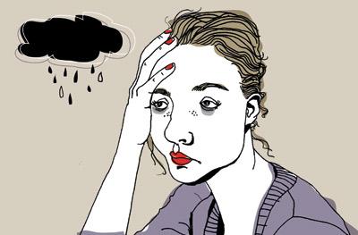 psykiske lidelser symptomer