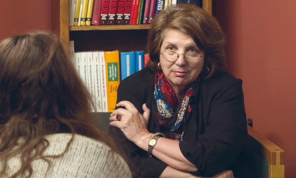 Psykolog Marsha Linehan