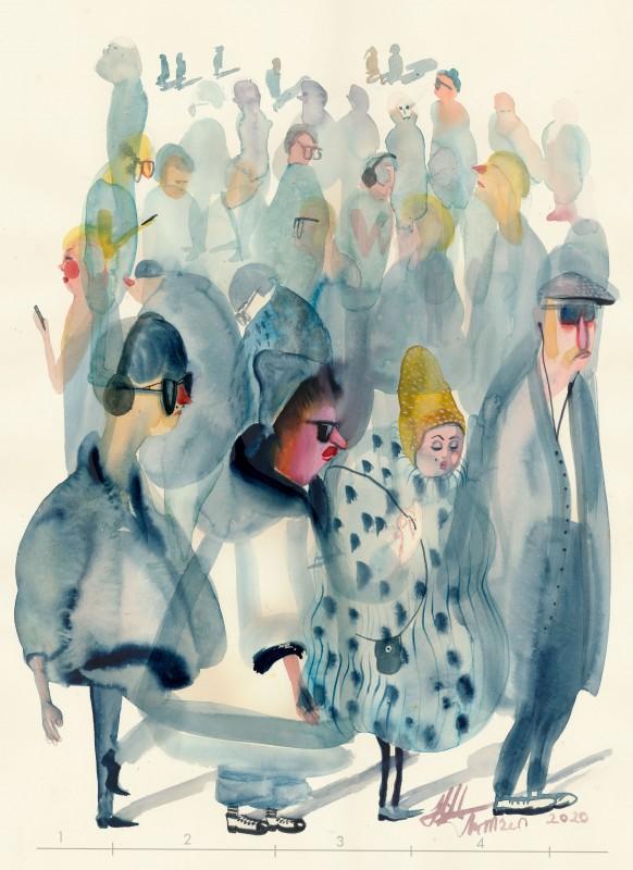 Illustrasjon: Hilde Thomsen