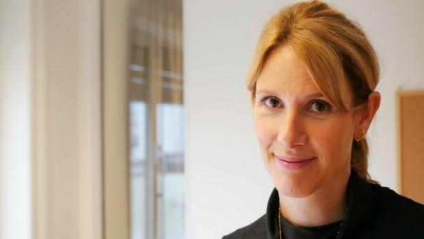 Aina Holmén. Foto: Per Halvorsen