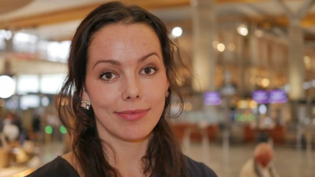 Heidi Wittrup Djup. Foto: Per Halvorsen.