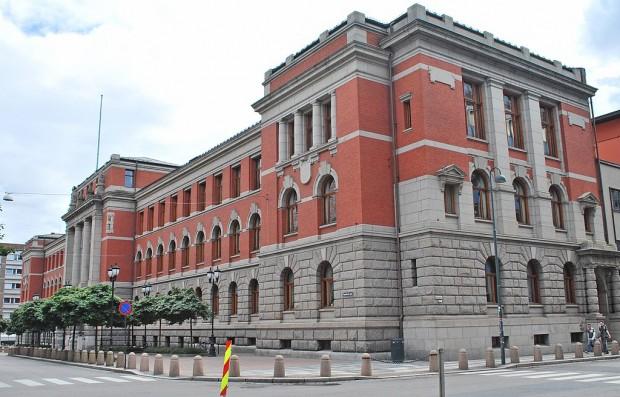 Høyesterett avviste 7. september ELTE-studentenes anke. Wikipedia.