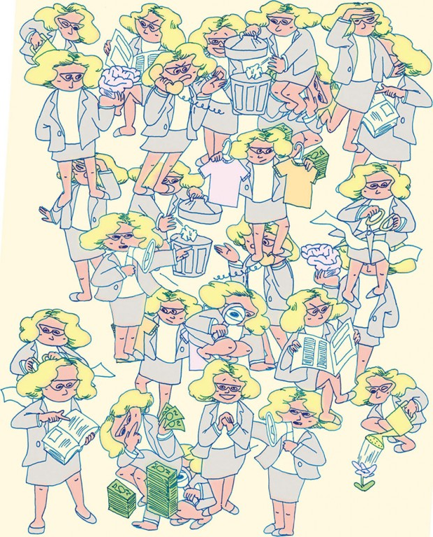 Illustrasjon: Steph Hope