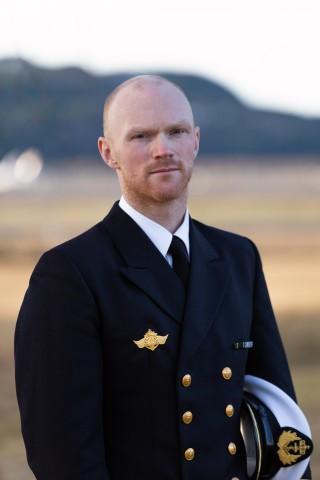 De som vedtar at Norge skal delta i krigsoperasjoner, må ikke under kommunisere hva det faktisk kan innebære, mener militærpsykolog Andreas Espetvedt Nordstrand. Foto: forsvaret