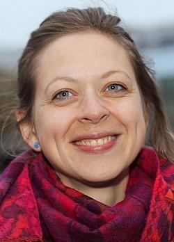 Ane Bjøru Fjeldsæter, Foto: Ingrid Skoglund, NAPHA