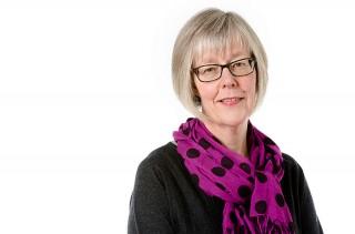 Statssekretær Anne Grethe Erlandsen. Foto: Bjørn Stuedal, Helse- og omsorgsdepartementet.