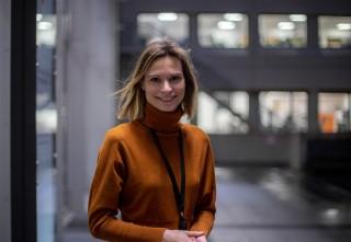 Kommunenes ansvar: Statssekretær Maria Jahrmann Bjerke (H) i Helse og omsorgsdepartementet mener at kommunene har hatt god anledning til å rydde plass på sine budsjetter for å sikre seg at de kan tilby psykologkompetanse. Foto: Nora Skjerdingstad