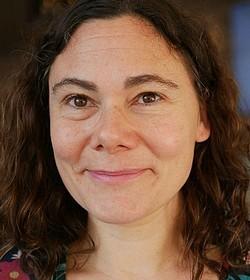 Jessica Harnischfeger. Foto: Per Halvorsen