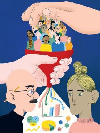 Språkanalyse må erstatte empirisk forskning